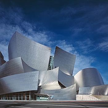 Disney Concert Hall [Carol M. Highsmith] (DP)